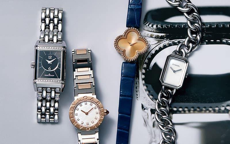 アラサー女子にぴったりの「一生大切にしたい腕時計」12選