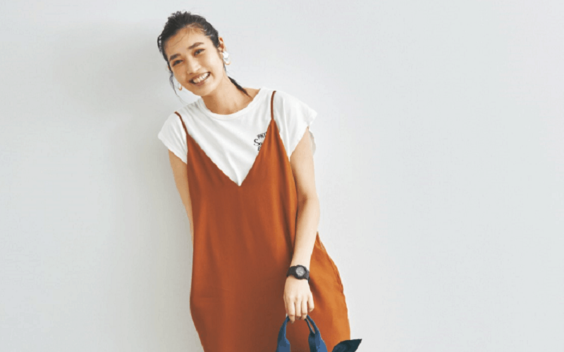 【今日の服装】いちばん今年の夏っぽいバッグの選び方って?【アラサー女子】