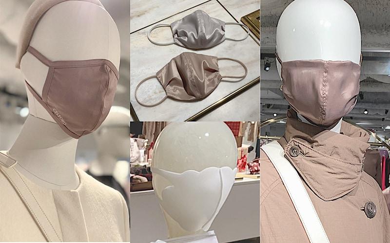 【展示会速報】アパレルブランドの「オシャレなマスク」5選|ジェラピケ、スナイデル、emmi...