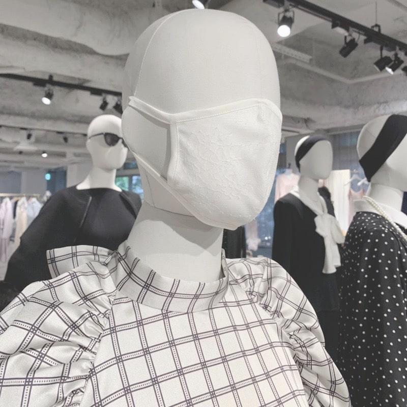 コロナによってマスク生活が余儀