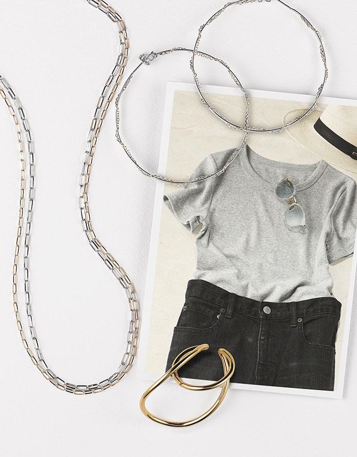 アラサー女子が憧れる、Tシャツ