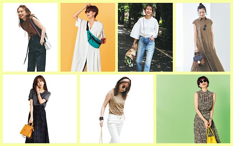 【今週の服装】夏本番のための「大人のカジュアルコーデ」7選【アラサー女子】
