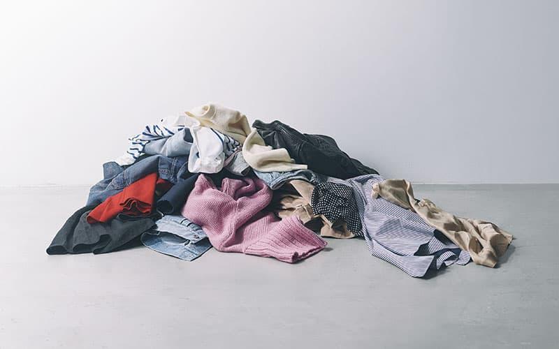 人気スタイリスト乾千恵さんが教える「要らない服の見分け方」7つ
