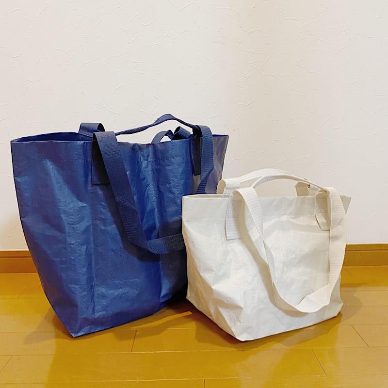 """IKEAの""""あのバッグ""""に続く名品!無印の『ワンコイントート』が爆売れ中!"""