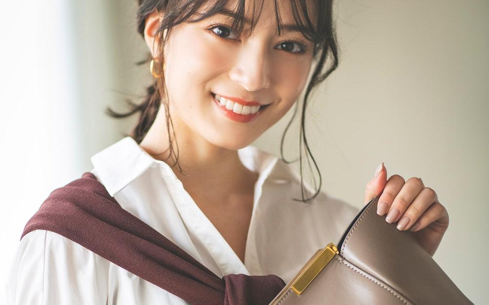 大人気!中村麻美の素顔が知りたい!【バッグの中身編】|CLASSY.リーダーズ白書