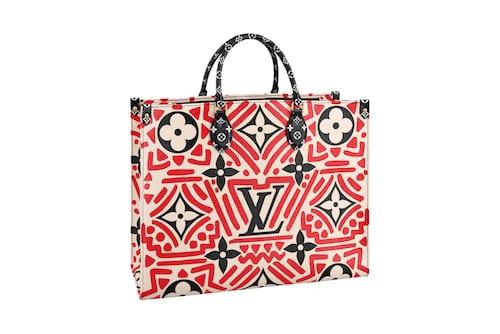 ヴィトンの最新作バッグは巨大モノグラムが話題!