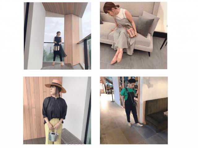 スタイリスト児嶋里美さんが着こなす夏コーデ4選【CLASSY.Closet×私物SNAP】