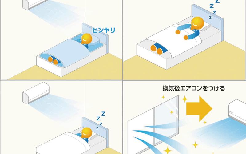 コロナ禍でも「快眠するための5つのテクニック」【睡眠のプロが夏の寝苦しい夜を解決】