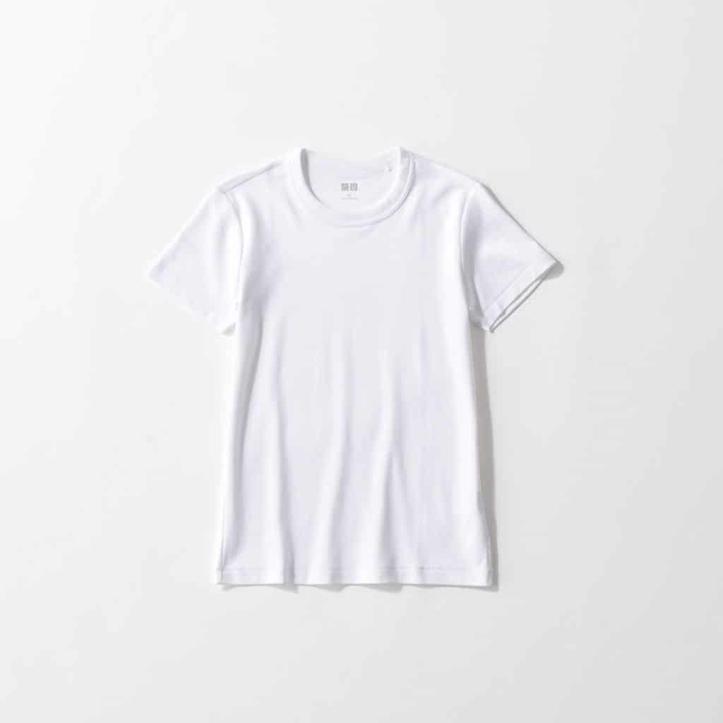 「ユニクロの白T」がオシャレに見える着回しテク3選【足元はコンバース&スポサン】