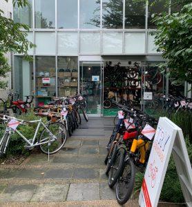【コロナで需要急増】初心者でもOK!オシャレな自転車が買えるお店①【電動自転車編】