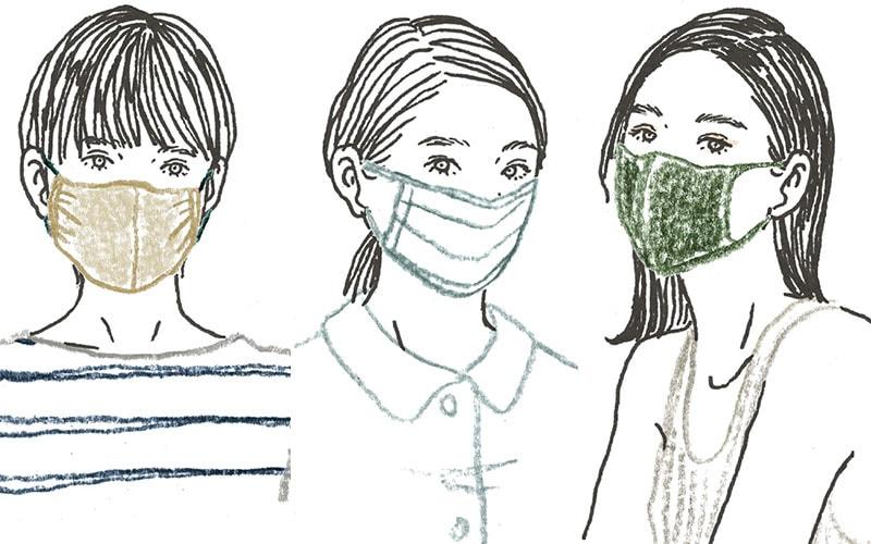 withコロナ・マスク時代に参考にしたい「アイメーク」のお手本3人