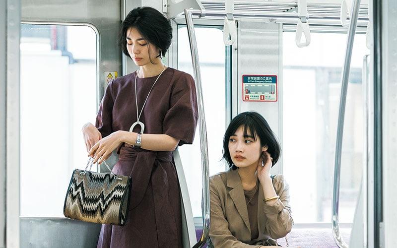 コロナで変わった「通勤服」アラサー女子の場合【楽だけどきちんと見え】