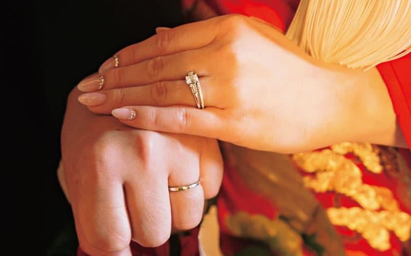 最近入籍した女子が選んだ「結婚指輪」って…?【花嫁自慢のリング6選】