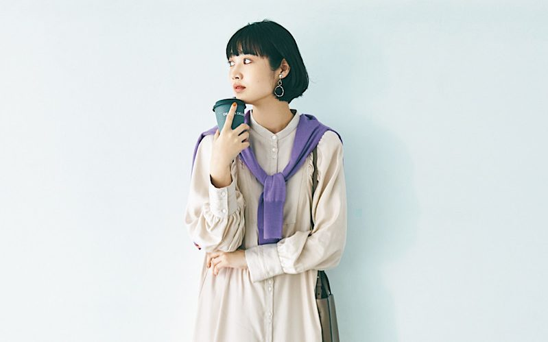 【今日の服装】男ウケ抜群の「ワンピコーデ」とは?【アラサー女子】