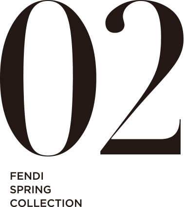 FENDI SPRING COLLECTION 02