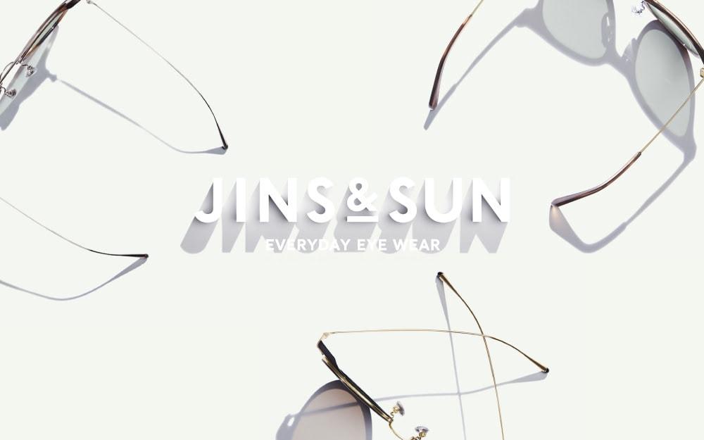 【¥3,000から】「JINS」からファッションデザイナー監修の サングラス「JINS & SUN」新登場!