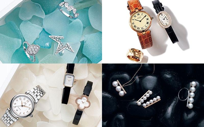 ファッション業界人が「30代におすすめの時計&ジュエリー」