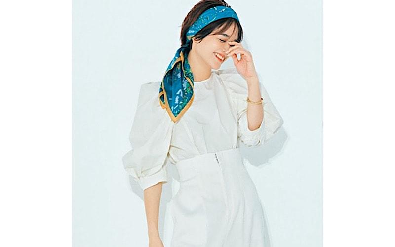 【今日の服装】着太りしない「ホワイトコーデ」のコツは?【アラサー女子】