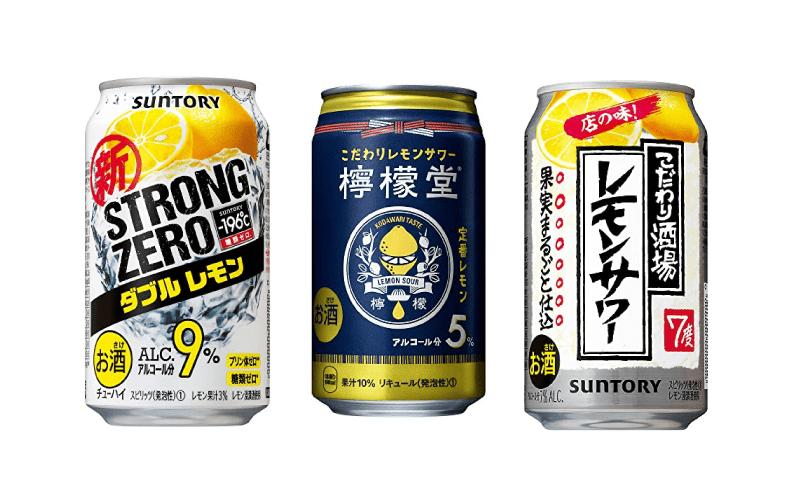 【本日まで】「Amazonタイムセール」対象のおすすめ缶チューハイ5選