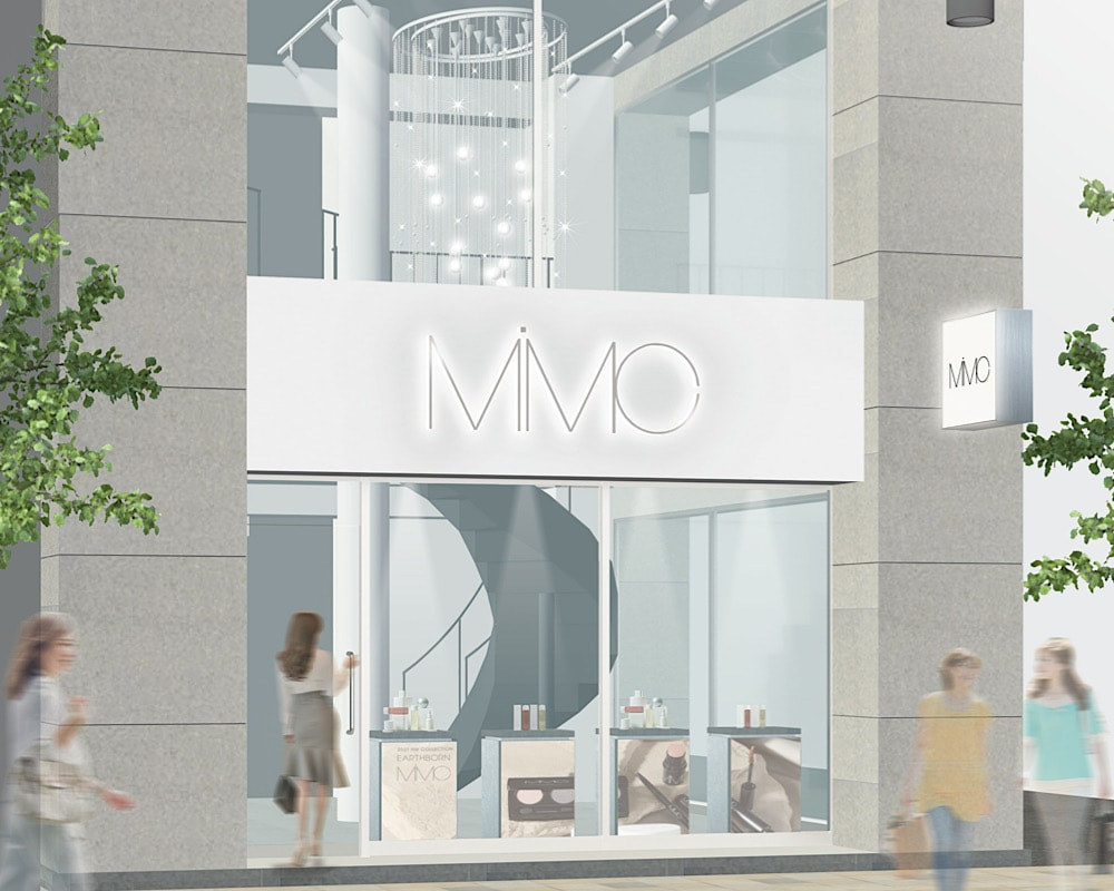 「MiMC」初のフラッグシップショップが表参道に誕生!