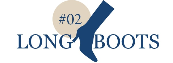 #02 LONG BOOTS