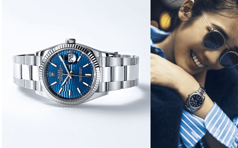【ロレックス】20代から50代まで一生使える、素敵な大人の「名品腕時計」