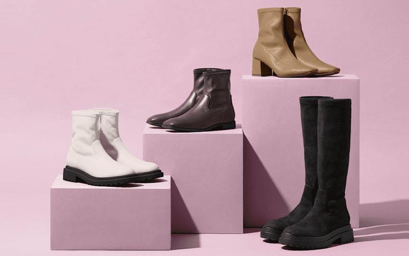 【¥2,990】GUで発見!大人女子におすすめの「新作ブーツ」8選