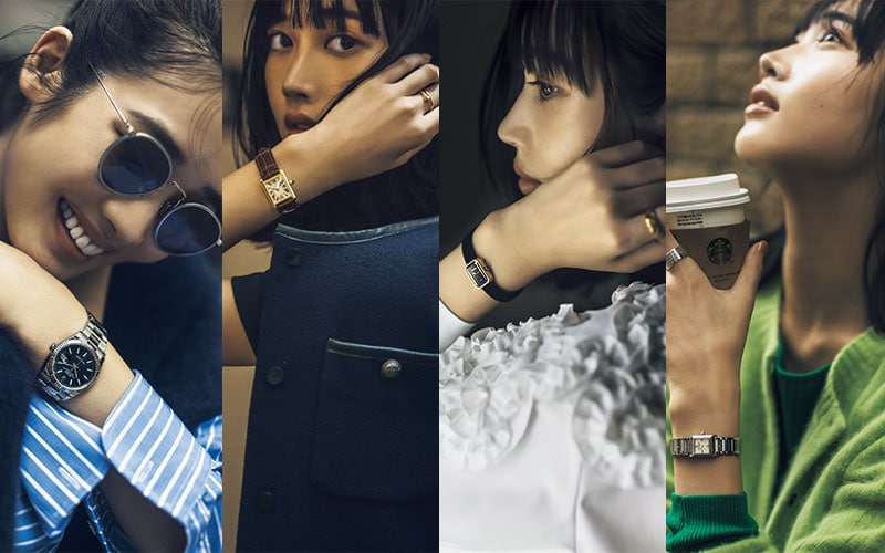 20代から50代まで使える!「憧れブランドの名品腕時計」4選【ロレックス、シャネル…】