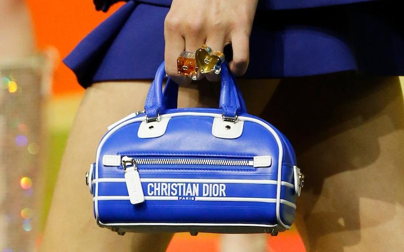 ディオールから新登場するミニサイズバッグが可愛すぎる♡