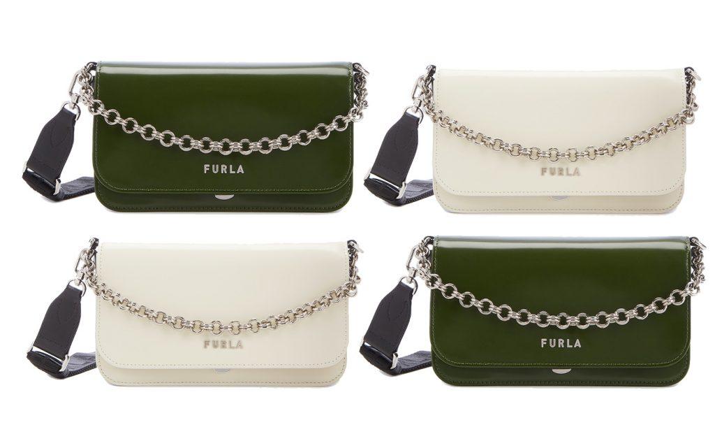 「フルラ」の新作バッグはカジュアルにもドレッシーにも使える優秀デザイン!